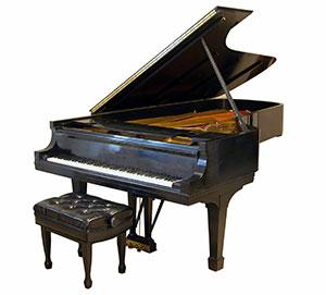 crni klavir