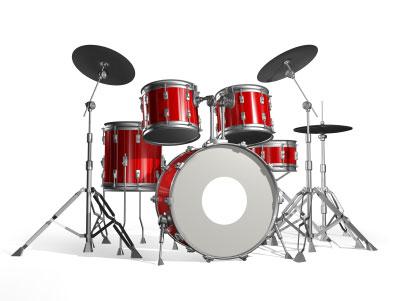 komplet bubnjeva