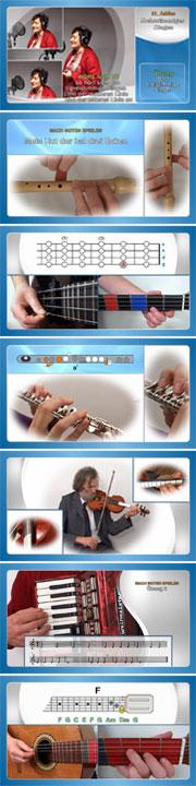 lekcije glazbena škola u vašem domu
