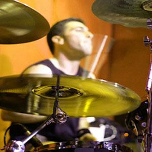 glazbena skola za muškarce - bubnjevi