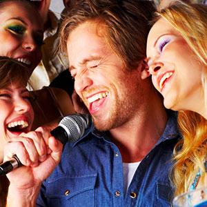 grupa pjevača