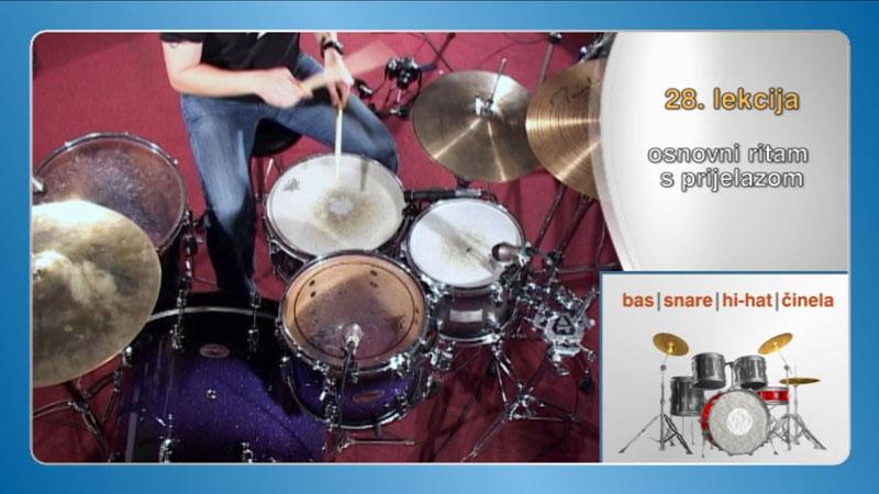 sviranje bubnjeva doma