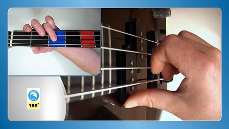 kako svirati bas gitaru