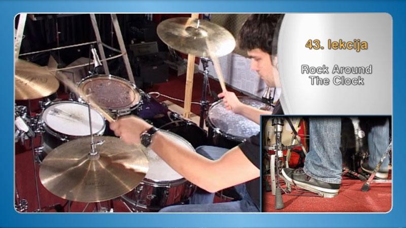 sviranje bubnjeva tom tom