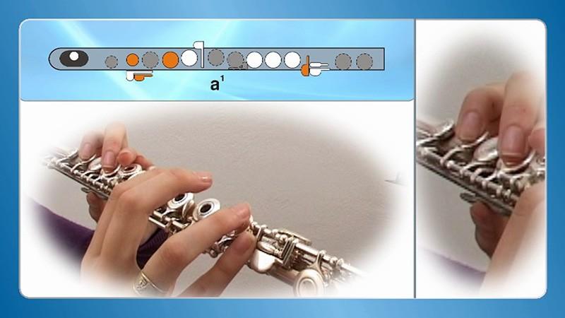 sviranje flaute početnici