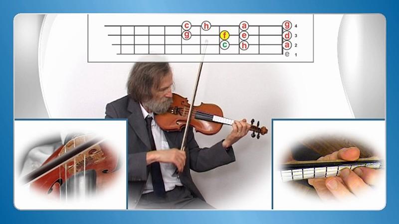sviranje violine pragovi