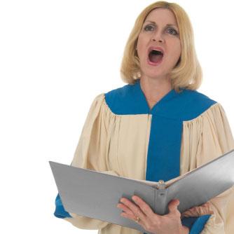učenje pjevanja u operi